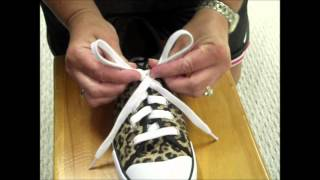 The Bunny Ear Method of Tying Shoes by Kelly Zana