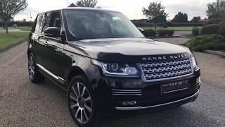 2015 Range Rover Vogue Walkaround