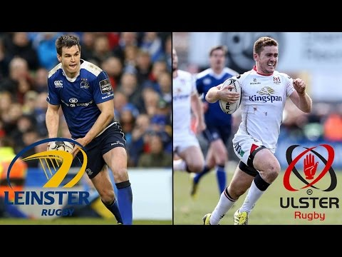 Leinster v Ulster: Guinness PRO12 semi-final preview!
