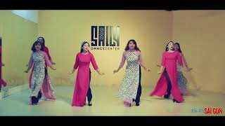Dance cover contest_ Cô ba Sài Gòn _ Sally Dance Center