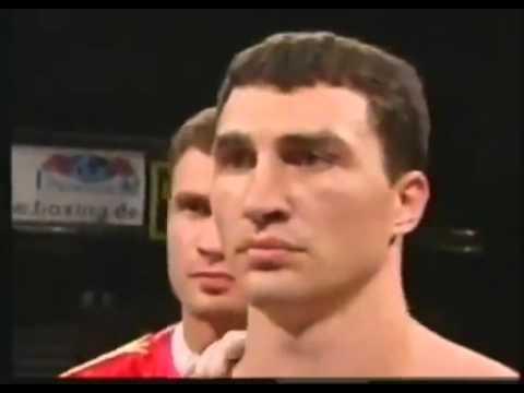 Владимир Кличко против Рэй Мерсер