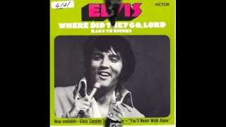 Watch Elvis Presley Where Did They Go Lord video