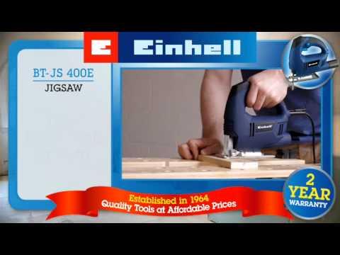 Einhell Blue 400w Jigsaw (BT-JS 400)