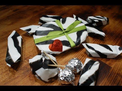 шоколадные конфеты. Готовим шоколад дома