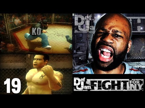 Def Jam: Fight For Ny Gameplay Walkthrough Part 19 - (let's Play - Walkthrough) video