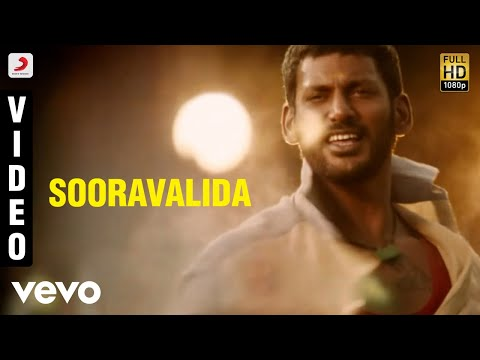 Maruthu - Sooravalida Video | Vishal, Sri Divya | D. Imman