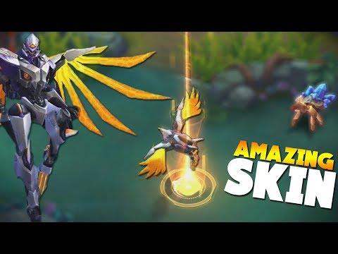 New Saber Skin Gameplay! Mobile Legends Codename Storm