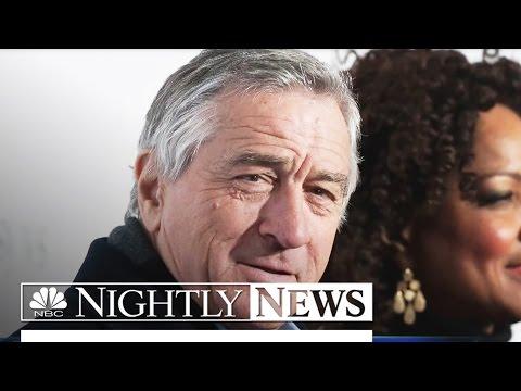 Robert De Niro Pulls Anti-Vaccine Doc From Tribeca Film Festival | NBC Nightly News