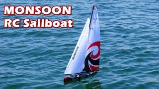CVP - Rc Sailboat HK Monsoon by Giorgos