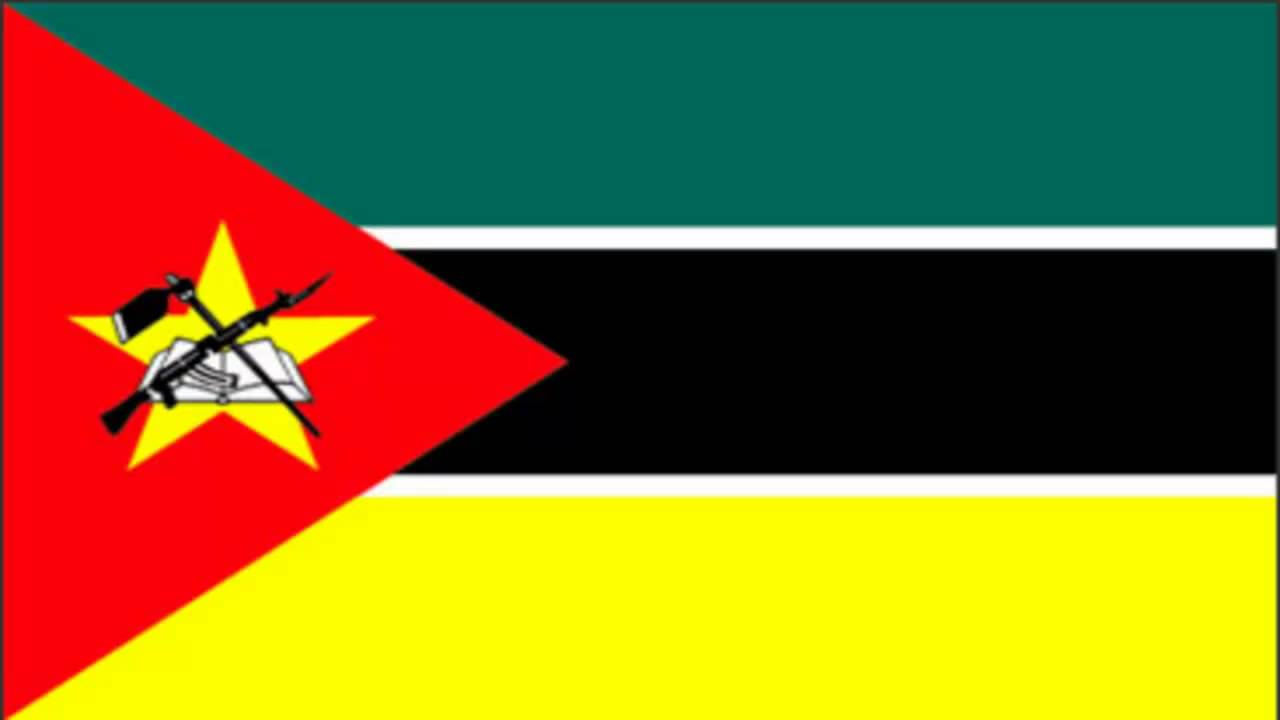 Mozambique Missionary