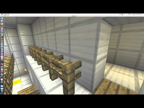 Ron Russell Middle School Minecraft Walkthrough