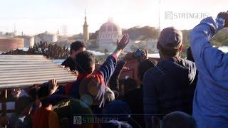 EGYPT || Egyptian Actor Mahmoud Abdel Aziz burried in Alexandria