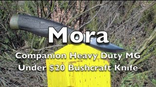 Mora Clipper Companion Heavy Duty Mg