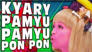 THAT POPPY INSPIRATION KYARY PAMYU PAMYU PONPONPON /_\