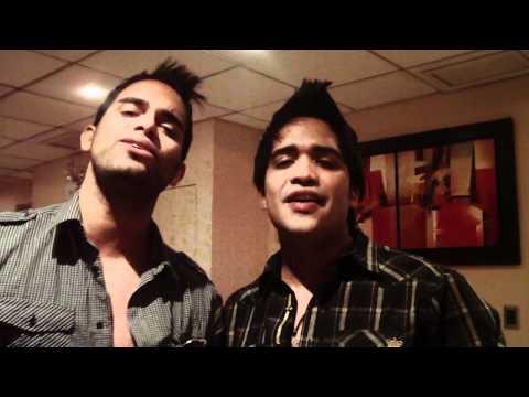 Enio y Jose Ignacio Fans Peru
