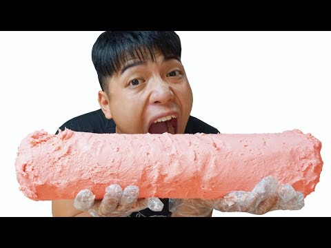 NTN - Thб LГm XГc XГch Khбng Lб 5KG  How to make giant sausages