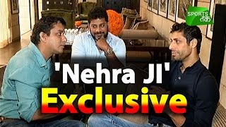 Ashish Nehra 1st Interview After  Retirement | NehraJi | Sports Tak