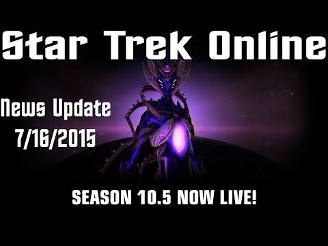 Star Trek Online - Season 10.5 News - 7-16-2015