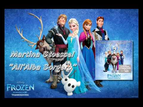 Frozen - Let It Go (pop version) - italian