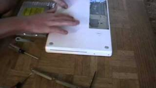 How to Replace Macbook Optical Drive Tutorial