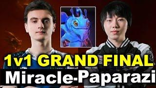 Miracle- vs Paparazi PUCK - 1v1 GRAND FINAL - DAC 2017 DOTA 2