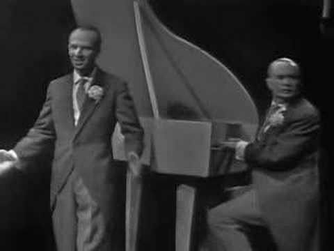 Kabaret Starszych Panów - Krystyna Walczakówna, Jeremi Przybora, Jerzy Wasowski - Puk, puk, puk