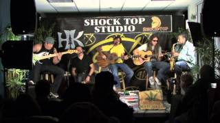 "Rebelution - ""Sky is the Limit"" acoustic"