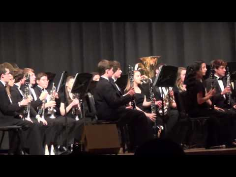 Mooresville High School Symphonic Band - Swing the Mood