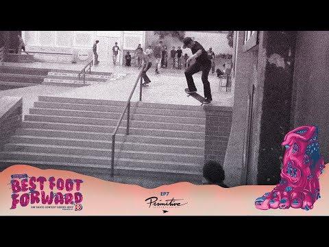 Zumiez Best Foot Forward 2017: Episode 7 - with Primitive