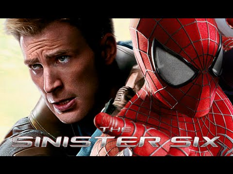 'Captain America: Civil War' Might Lead To 'Sinister Six' Movie, Another 'Spider-Man' Reboot?