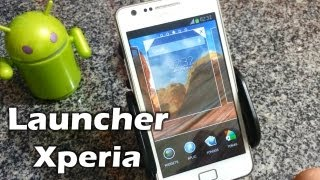 [Tutorial] Launcher Xperia Z dispostivos Android