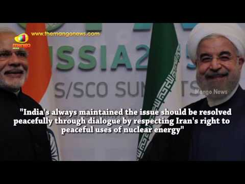 Iran Nuclear deal to energize New Delhi's ties with Tehran | Mango News