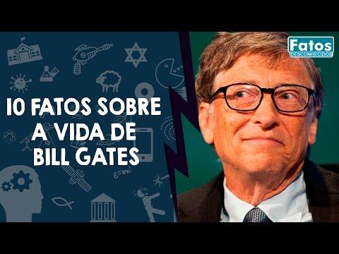 10 fatos sobre a vida de Bill Gates que ninguém sabia