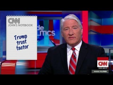Trump's trust factor