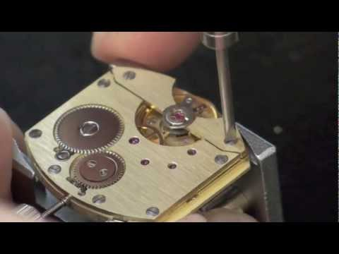 OSUIT School Watch 23-11 Watchmaking and Microtechnology