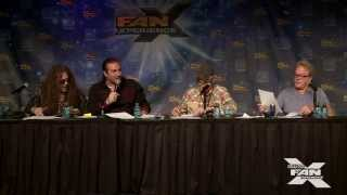 Voice Actors Jim Cummings, Rob Paulsen & Jess Harnell at 2015 FanX (Official)