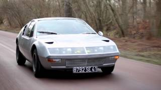 New Nouvelle Video Alpine A310 4 cylindres cylinders