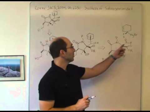 Corey's Total Synthesis of Salinosporamide A