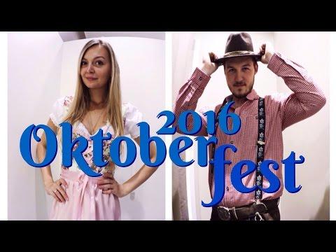 Oktoberfest 2016. Традиционный костюм на Октоберфест