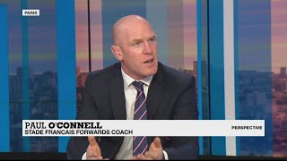 Former Irish rugby captain Paul O'Connell: 'I put too much pressure on myself'