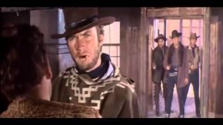 Clint Eastwood : le manchot.