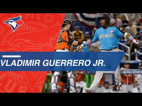 Top Prospects: Vladimir Guerrero Jr., 3B, Blue Jays