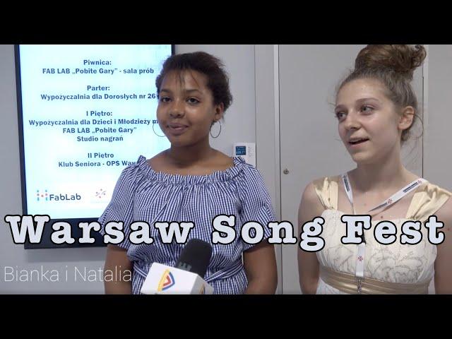 Warsaw Song Fest vs Woodstock | Warszawski Open'er w wydaniu dziecięcym | Music festival