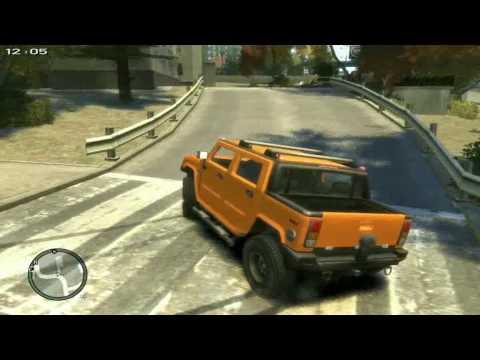 2003 Hummer H2 Sut Dirt Sport Concept. GTA 4 Car Mods - Hummer H2