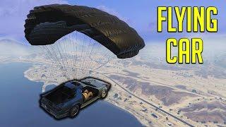 [GTA] The Flying Car Adventure!