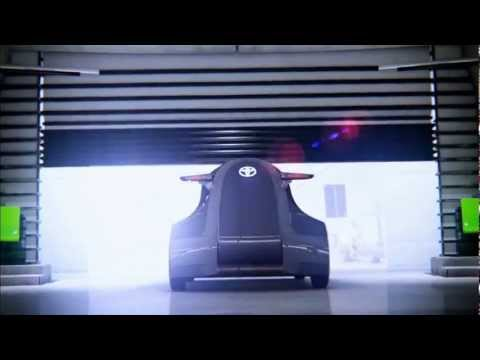 2013 Toyota Fun Vii Concept Car Commercial Carjam TV HD Car TV Show