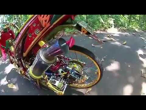 Modifikasi street racing vario & jupiter ,from j2cm jepara custom.