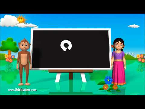 Learn Writing Hindi Alphabet Consonants   3d Animation Hindi Poems For Children video