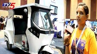 వరల్డ్ ఐటీ కాంగ్రెస్లో నూతన ఆవిష్కరణలు | World IT Congress Summit 2018 In Hyderabad