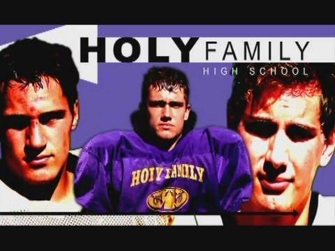 North vs. Holy Family High School, Nov. 1, 2012